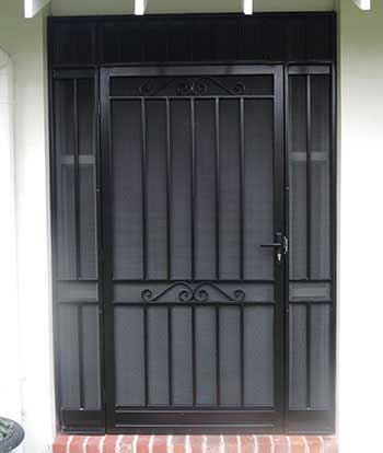 Steel Framed Security Enclosures