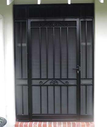 Steel Framed Security Enclosures